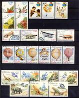 1977 - 1983 - 1985 Serie E Spezzature Delle Annate - 1 Immagine - Collections, Lots & Séries