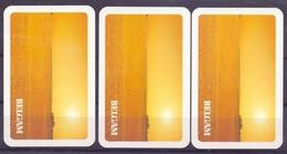 Belgie - Speelkaarten - ** 3 Jokers - Belgam ** - Cartes à Jouer Classiques
