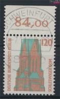 Berlin (West) 815 Oberrandstück Gestempelt 1988 Sehenswürdigkeiten (9287518 - Berlin (West)