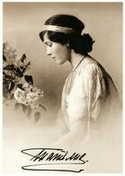 Grand Duchess Tatyana Nikolaevna Russian Romanov Royalty Postcard - Royal Families