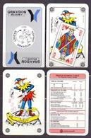 Belgie - Speelkaarten - ** 2 Jokers - Graydon - Basket ** - Cartes à Jouer Classiques