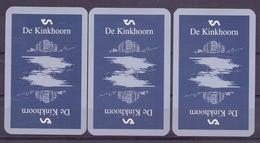 Belgie - Speelkaarten - ** 2 Jokers - De Kinkhoorn ** - Cartes à Jouer Classiques