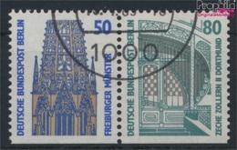 Berlin (West) W88 Gestempelt 1989 Sehenswürdigkeiten (9287636 - Berlin (West)