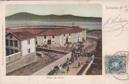 241635Santander, Plaza De Toros (1907) - Cantabria (Santander)