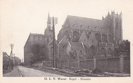 Wavre N D Pavillon Kapel Klooster - Sint-Katelijne-Waver