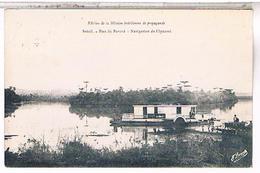 BRESIL  ETAT DU PARANA NAVIGATIONDE L IGUASSU  1910 US57 - Brésil