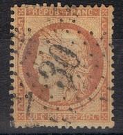 Etoile 30 Sur N°38 - Marcophilie (Timbres Détachés)