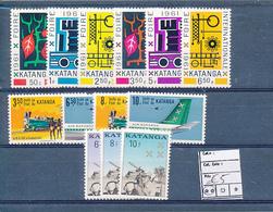 KATANGA SELECTION MNH - Katanga