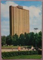 WARSZAWA - Hotel Forum - Polska - Poland -  Vg - Polonia