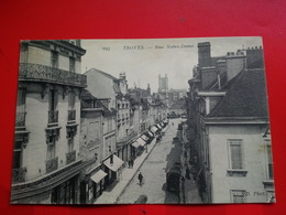 TROYES RUE NOTRE DAME - Troyes