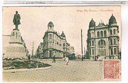 BRESIL PERNAMBUCO PRACA RIO BRANCO  1921 US18 - Brésil