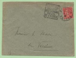 """DAGUIN - """"SAINT-DIE CENTRE DES VOSGES SEUIL DE L'ALSACE"""" -1929 - 1921-1960: Modern Period"""