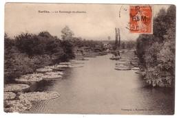 SARTHE - Le Rouissage Du Chanvre - France