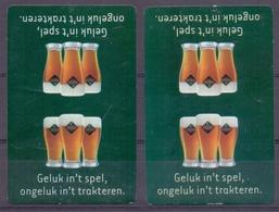 Belgie - Speelkaarten - ** 2 Jokers - Bieren - Palm** - Cartes à Jouer Classiques