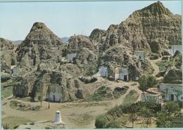 CPM:   PURULLENA  (Grenada  -  Espagne):     Caves Typiques.   (E1600) - Granada