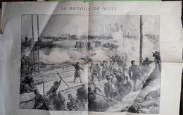 LA BATAILLE DE NUITS - Carayon-Latour Et Les Mobiles De La Gironde - Panorama Par Th Poilpot - 1914-18