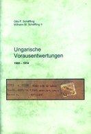 Preo, Precancel, Vorausentwertung, Ungarn Broschüre Ungarische Vorausentwertungen 1900 -1914 - Newspapers