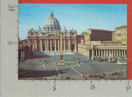 CARTOLINA NV VATICANO - Basilica Di S. Pietro - 10 X 15 - Vatican