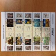 PAY BAS N° 1997 à 2006 Année 2003 Neufs Sans Charnière En Feuillet Peintre Peinture Van Gogh - 1980-... (Beatrix)