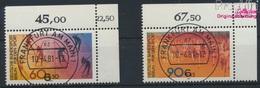 Berlin (West) 645-646 Korrigierter Bogenpreis (kompl.Ausg.) Gestempelt 1981 Sporthilfe (9287619 - Berlin (West)