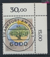 Berlin (West) 786 Korrigierter Bogenpreis (kompl.Ausg.) Gestempelt 1987 Botanik-Kongreß (9287616 - Berlin (West)