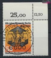 Berlin (West) 720 Korrigierter Bogenpreis (kompl.Ausg.) Gestempelt 1984 Strom Für Berlin (9287618 - Berlin (West)