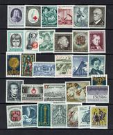 AUSTRIA...1960's...mostly Mint - 1945-.... 2nd Republic