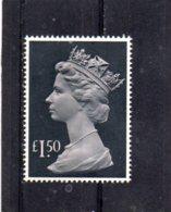 1986 £1.50 MNH Single - 1952-.... (Elizabeth II)
