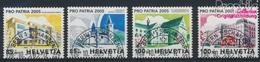 Schweiz 1918-1921 (kompl.Ausg.) Gestempelt 2005 Baudenkmäler (9286462 - Used Stamps