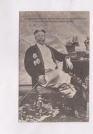 CPA SA MAJESTE SISOWATH, ROI DU CAMBODGE, EN COSTUME DE VILLE En 1909! - Cambodge
