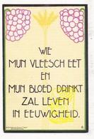 DP Kerkmeester - Emiel D. Van Ryckeghem ° Geluwe Wervik 1881 † Kortrijk 1937 X M. Van Haverbeke Xx R. Vandommele - Devotion Images