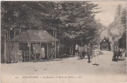 88 Gerardmer  La Buvette A La Roche Du Diable - Gerardmer
