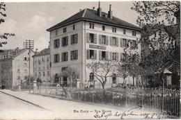 SAINTE CROIX Rue Neuve - Suisse