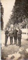 91Md 78 Satory 1914 Comte De La Chapelle, Rareigy De Lucinge (dragons) Compard (cuirassier) Et Laubis Artill. Coloniale - Francia