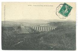 RIVES - Viaduc De La Fure, Dit Pont Du Boeuf Achet Octogonal Lyon A Grenoble   ( 111816) - Autres Communes