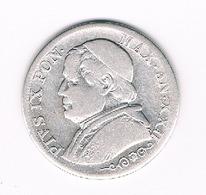 1 LIRA 1867 R   VATICAAN /2142/ - Vatican