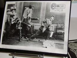 """Photographie (argentique) Pathé Tirée Du Film """"les Exploits De L'anguille 1909.  Tirage De 1937 - Photographie"""
