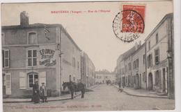 88 Bruyeres En Vosges  Rue De L'hopital - Bruyeres