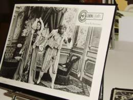 """Photographie (argentique) Pathé Tirée Du Film """"sous Le Domino"""" 1908.  Tirage De 1937 - Photographie"""