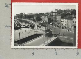 CARTOLINA VG JUGOSLAVIA - RIJEKA FIUME - Panorama Sul Porto - 10 X 15 - ANN. 1955 - Jugoslavia