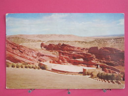 Etats Unis - Colorado - Red Rocks Park Theatre - Denver Mountain Parks - 1958 - Scans Recto-verso - Denver