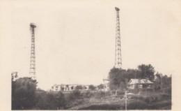 Japan, Matsui Broadcasting Facilities, Radio Towers C1930s Vintage Postcard - Unclassified