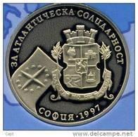 - Atlantic Treaty Association  - 500 Lv- Bulgaria / Bulgarie 1997 Year - Bulgarie