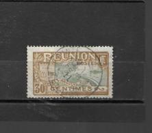110 OBL   Y & T Belle Oblitération Rade De Saint-Denis  *REUNION*  54/53 - Réunion (1852-1975)