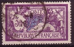 Y&T N° 206 : Merson 3F Violet & Bleu- Oblitéré - Used Stamps