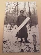1915 Infanterie Regiment No 29 Ir 29 Officier Avec Sa Canne Et Son Chien Landser Tranchées Poilus 1914 1918 14-18 1cph - War, Military