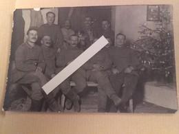 1915 Noel Allemand Weinachten Allemands Chats Et Chiens Mascotte Sapin  Landser Tranchées Poilus 1914 1918 14-18 1cph - War, Military