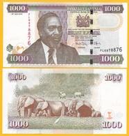 Kenya 1000 Shillings P-51e 2010 UNC - Kenya