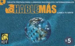PREPAID PHONE CARD ARGENTINA  (PM1241 - Argentina