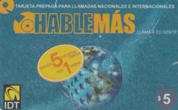 PREPAID PHONE CARD ARGENTINA  (PM1242 - Argentina